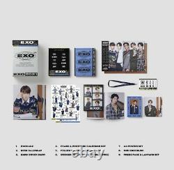 In Stock! Exo 2021 Seasons Greetings -kpop Sealed +preorder Cards Aus Tracking