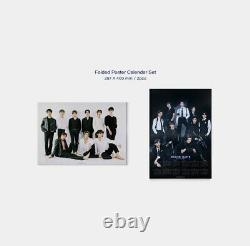 In Stock! Nct127 2021 Seasons Greetings -kpop Sealed +preorder Cards Tracking
