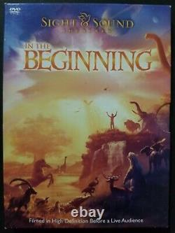 In the Beginning (DVD, 2007) Bible Stage Play Musical Sight and Sound Theatres