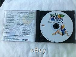 It's Good To Be Live by Pablo Cruise 2012 RRR CD/DVD OOP David Jenkins MINT A+