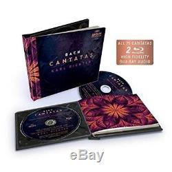 J. S. Bach Cantatas DVD Audio