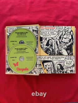 JETHRO TULL Too Old To Rock n Roll, Too Young To Die TV SPECIAL EDITION 2CD/2DVD
