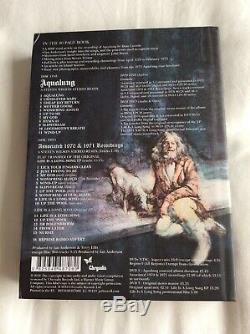 JETHRO TULLAQUALUNG40th ANNIVERSARY EDITION 2CD/2 DVD-A+V BOX SET