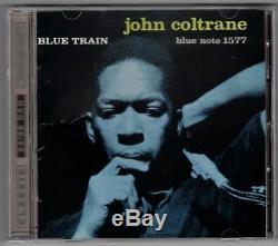 JOHN COLTRANEBlue Train-CLASSIC RECORDS DVD Audio-24/96 DAD-Blue Note-RARE/OOP