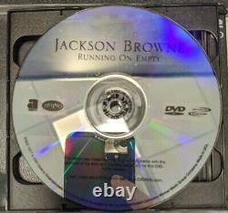 Jackson Browne Running On Empty CD/ DVD Audio Surround Sound 5.1 Promo Edition