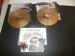 Jeff waynes musical version of WAR OF THE WORLDS collectors edition