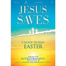 Jesus Saves-A Ready to Sing Easter Split Track DVD (Disc 2. Mov Files)