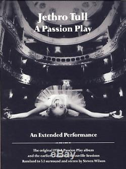 Jethro Tull A Passion Play 40th Anniversary An Extended Performance 2 CD 2 DVD