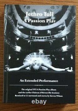 Jethro Tull A Passion Play-Extended Performance (2 CD's & 2 DVD's)