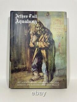Jethro Tull Aqualung 2 CD + 2 DVD Audio 40th Anniversary Steven Wilson