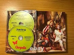Jethro Tull Aqualung 40th Anniversary Adapted Deluxe Edition 2 x CD/2 x DVD