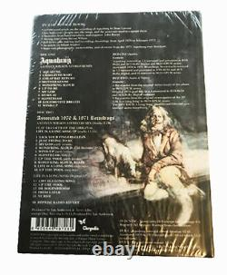 Jethro Tull Aqualung 40th Anniversary Remixed And Mastered 2 DVD / 2 CD Set