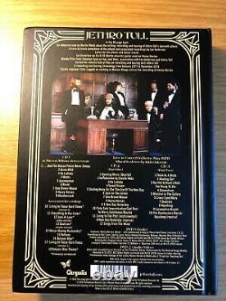 Jethro Tull Heavy Horses New Shoes 40th Anniversary CD book