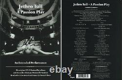 Jethro Tull Passion Play Signed Extended Performance 2cd 2dvd + Booklet Box Set