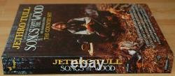 Jethro Tull Songs From The Wood 40th Anniversary Edition 3 CD + 2 DVD Set