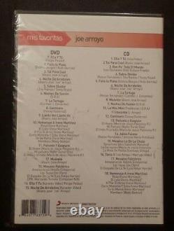 Joe Arroyo GRANDES EXITOS DVD + CD (2 Discos Sony Music 2010)