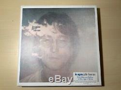 John Lennon Imagine Box Set 4 CD & 2 Blu-ray Discs + Book! Near Mint