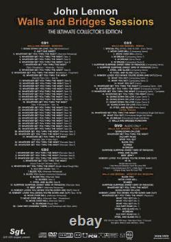 John Lennon / Walls And Bridges-alternates(2cd+1dvd)&sessions(3cd+1dvd)