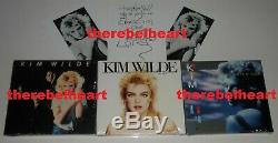 KIM WILDE 2020 UK Deluxe CD/DVD Reissues COMPLETE SET Limited Postcards SEALED