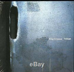 KING CRIMSON THRAK COFANETTO 12 CD+DVD+DVD AUDIO+2 BLU RAY NUOVO SIGILLATO