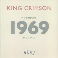 KING CRIMSON The Complete 1969 Recordings CD (CD box)