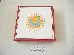 King Crimson JAPAN 4 titles Platinum SHM-CD DVD-AUDIO 7Mini LP BOX SET Vol 2