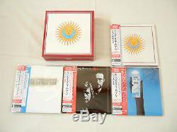 King Crimson JAPAN 4 titles Platinum SHM-CD + DVD-AUDIO 7Mini LP SS + BOX Vol 2