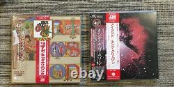 King Crimson Japan Promo Box Set (7 CD's & 7 DVD Audio)