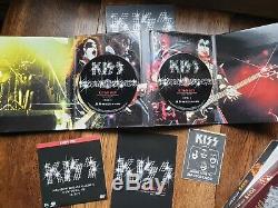 Kiss, Kissology Volumes 1,2+3 Plus All Bonus Discs And Inserts. Stunning Set