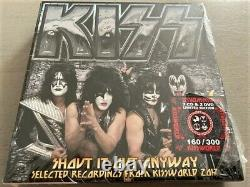 Kiss Shout It Out Anyway 7cd/2dvd Boxset 2018 Metallica, Slayer, Y & T