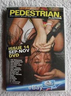 Klaxons Presets Steve Aoki Pnau Rapture Teenagers Pedestrian Music Fashion DVD