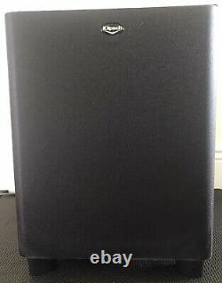 Klipsch Sub 8 Powered Subwoofer-Music-dvd-movie-home theatre-bass-surround sound