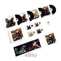 LED ZEPPELIN-HOW THE WEST WAS WON-JAPAN 3 CD+2 DVD AUDIO+4 LP Ltd/Ed BM63