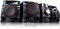 LG 700W 2.1ch Mini Shelf Audio Sound System Bluetooth Wireless Music Auto Stereo