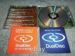 LINKIN PARK. REANIMATION. ULTRA-RARE. DualDisc. Limited Release. Cd-dvd