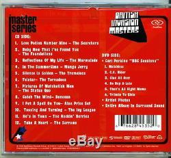LOT OF 6 DVD AUDIO 5.1 + CD's (RARE OOP)