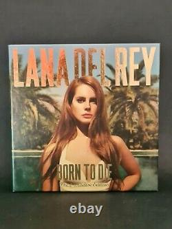 Lana Del Rey Born To Die The Paradise Edition Box Limited Collector's Editi