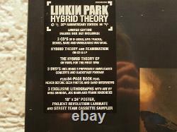 Linkin Park Hybrid Theory-20th Anniversary Edition Limited Deluxe Box -Neu& OVP