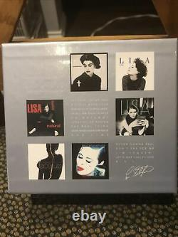 Lisa Stansfield The Collection 1989 2003 CD/DVD BOX SET EDSEL DELUXE 18 disc