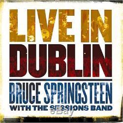 Live in Dublin +Bonus Dvd Bruce Springsteen Audio CD