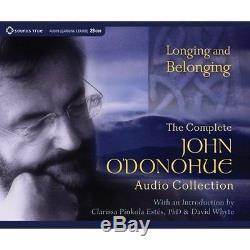 Longing and Belonging DVD AUDIO John O'Donohue DVD Audio