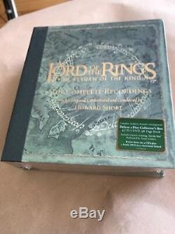 Lord Of The Rings Return Of The King The Complete Recordings (DVD-Audio New)