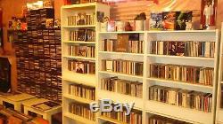 Lot of pop rock CD SACD DVD-Audio Blu-Spec dts gold many rare Japan Euro import