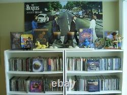 Lot of rare pop rock CD SACD DVD-Audio 5.1 dts gold many Japan European imports