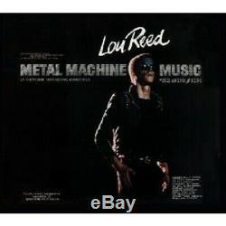 Lou Reed Metal Machine Music DVD Audio New