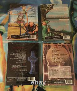MAGO DE OZ DELUXE PRECINTADOS NEW COMPLETA CD + Dvd AUDIO 5.1 PEQENISANDRIITA