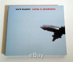 MARK KNOPFLER SAILING TO PHILADELPHIA (DVD Audio, 2004) RARE