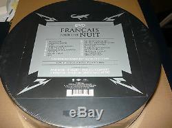 METALLICA-Francais Pour Une Nuit-Collector's BOX 05491 LIMITED