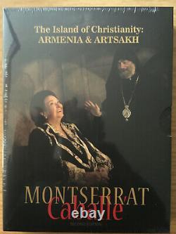 MONTSERRAT CABALLÉ The Island Of Christianity DVD CD vangelis brian may SEALED