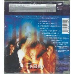 Mana' DVD Audio Suenos Líquidos/Warner Music 0927-41178-9 Sealed